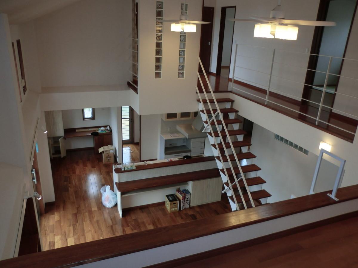 吹抜・階段 (1)