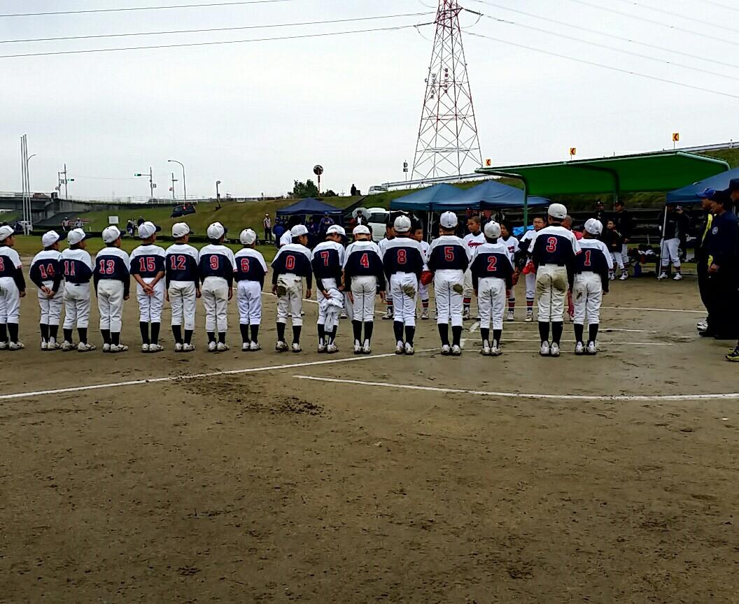 千代田西部少年野球 STO大会 準決勝 決勝 準優勝